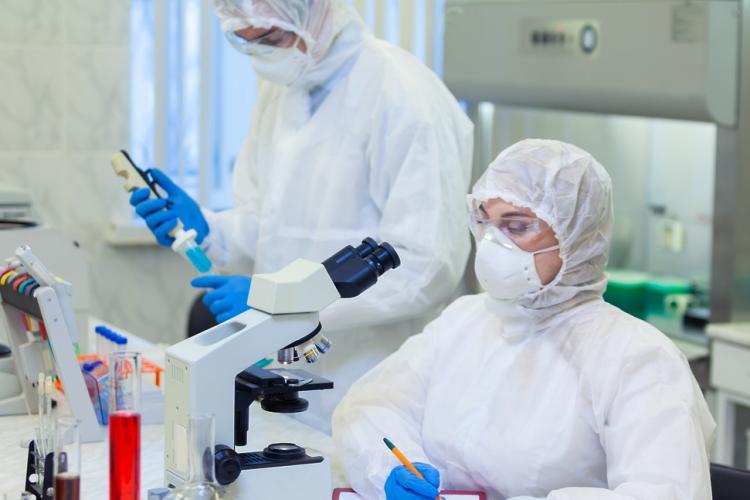 Medic panicat de numărul mare de cazuri de coronavirus internate: Vin tot mai mulți pacienți, e ca la început