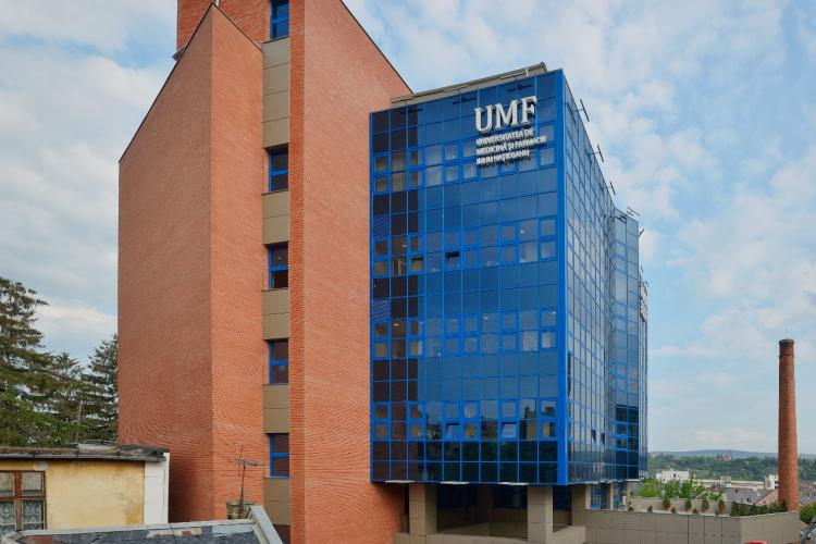 UMF Cluj, locul 401-500 în topul Shanghai Ranking's Global Ranking, după UMF București