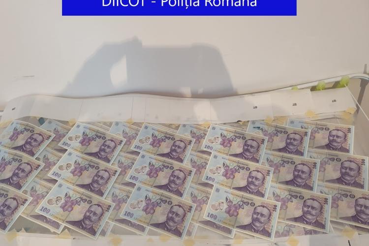 Cel mai bun falsificator de bancnote din plastic din lume, reținut în România. Falsurile lui i-au uimit pe procurori - VIDEO