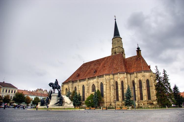 Cluj: Nimeni nu a participat la protestul anti coronavirus