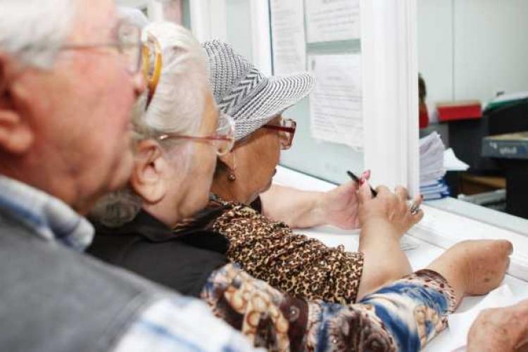 Asociația pensionarilor Cluj cere majorarea pensiilor și aplicarea principiului contributivității
