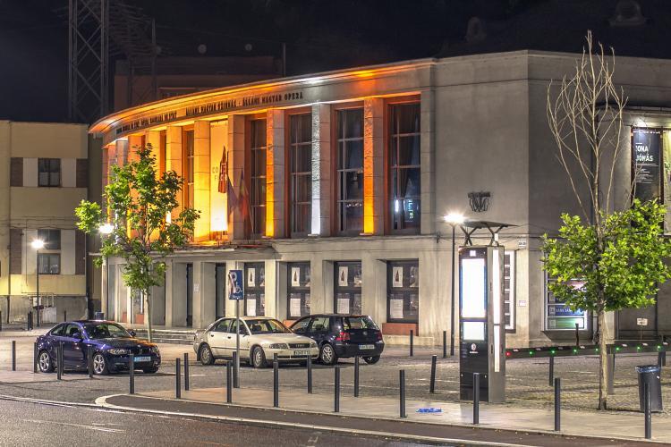 Teatrul Maghiar din Cluj-Napoca va susține spectacole pe malul Someșului