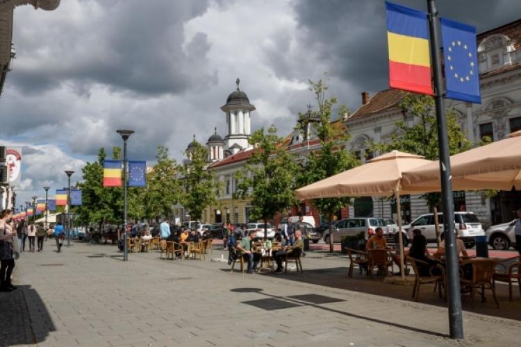 Clujul, Locul 1 la nivelul salariilor în rândul polilor regionali din România (cele mai mari orașe). Simțiți că ar fi așa?