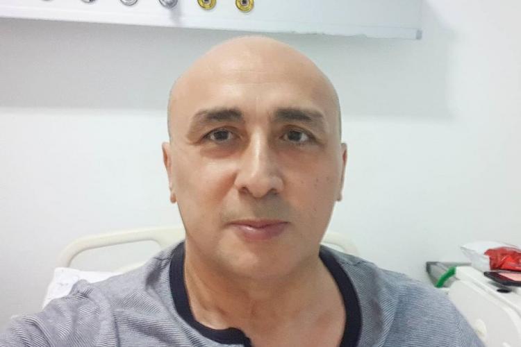 Primul mesaj transmis de Marcel Pavel din spital, după ce a fost diagnosticat cu COVID-19