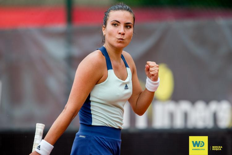Ruse și Begu joacă finala de Winners Open Cluj. Simona Halep intră în teren la dublu - FOTO