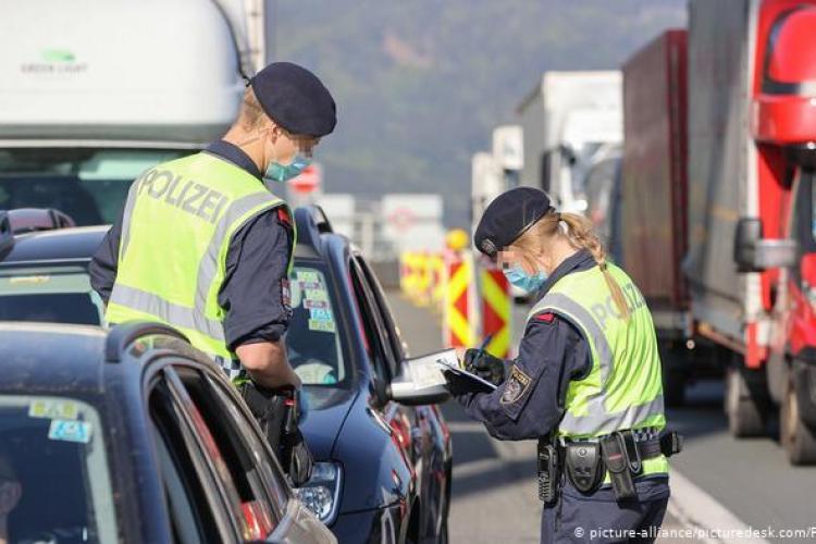 Austria a emis un avertisment de călătorie pentru România, Bulgaria și Republica Moldova