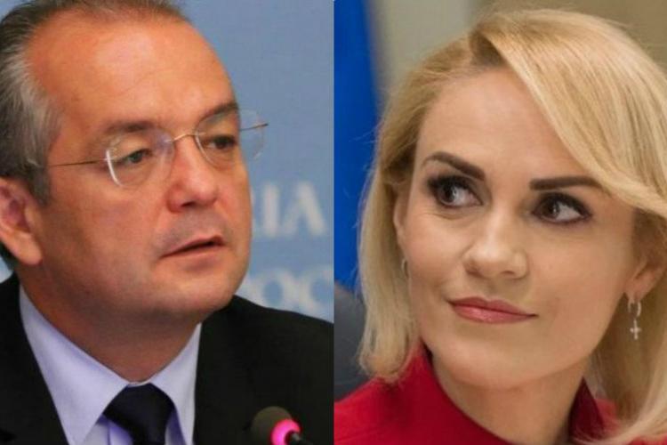 Boc o compară pe Gabriela Firea cu Gheorghe Funar