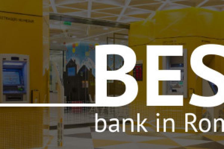Banca Transilvania, declarată Best Bank in Romania de către publicația Euromoney