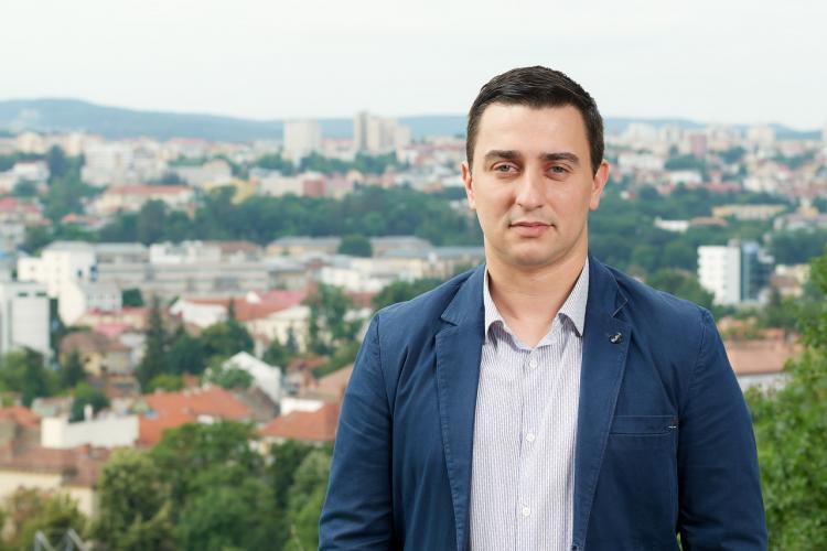 Dan Codrean: Trebuie să ajungem să comparăm Clujul cu marile metropole europene