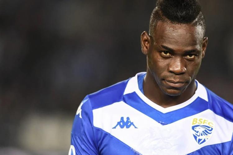 CFR Cluj visează să îl aducă pe Mario Balotelli, atacantul italian care a jucat și în națională