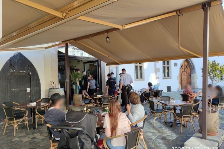 """Razii COVID 19 în mai multe puncte """"fierbinți"""" din Cluj-Napoca, unde se adună petrecăreții. Ce DETALIU e îngrijorător"""