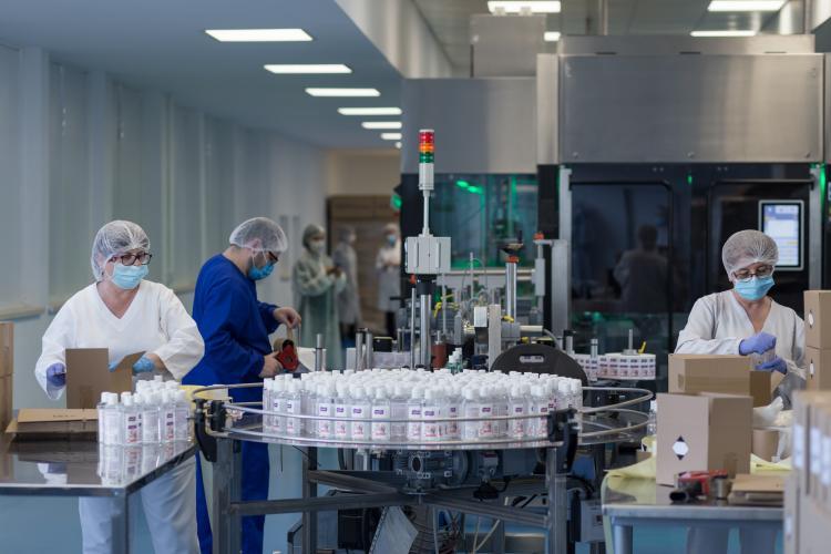 Chiar şi în contextul actual, compania Farmec reuşeşte să înregistreze creşteri în primul semestru din 2020 (P)