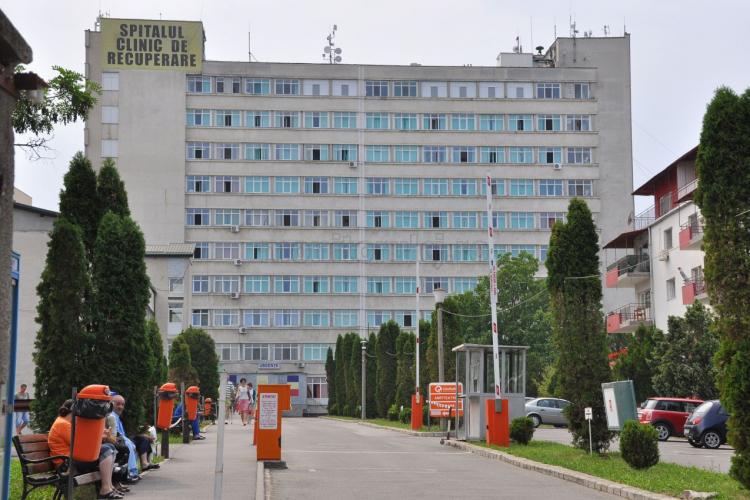 Spitalul Clinic de Recuperare Cluj redevine spital COVID
