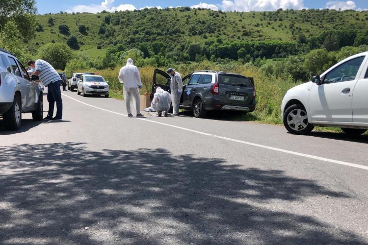Cluj: Copilul care a dispărut alături de tatăl său a fost găsit mort, înjunghiat în inimă - VIDEO și FOTO