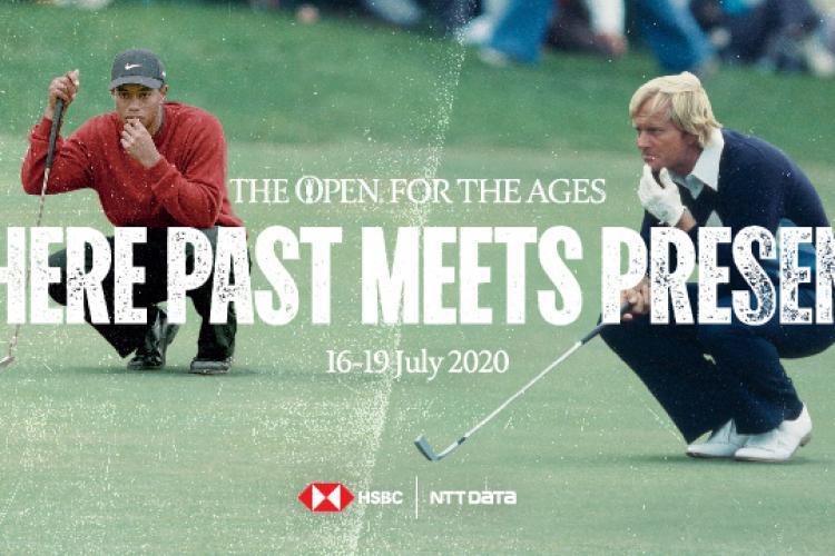 The Open utilizează tehnologia și inteligența artificială a NTT DATA, pentru a crea un campionat virtual cu celebrități ale golfului din ultimele decenii