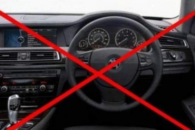 Mașinile cu volan pe dreapta nu vor mai fi înmatriculate în România