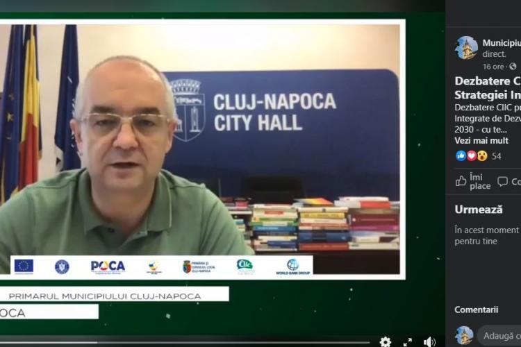 Strategie de dezvoltare urbană a Clujului 2021-2030 presupune regândirea centrelor de cartier din Mărăști și Mănăștur