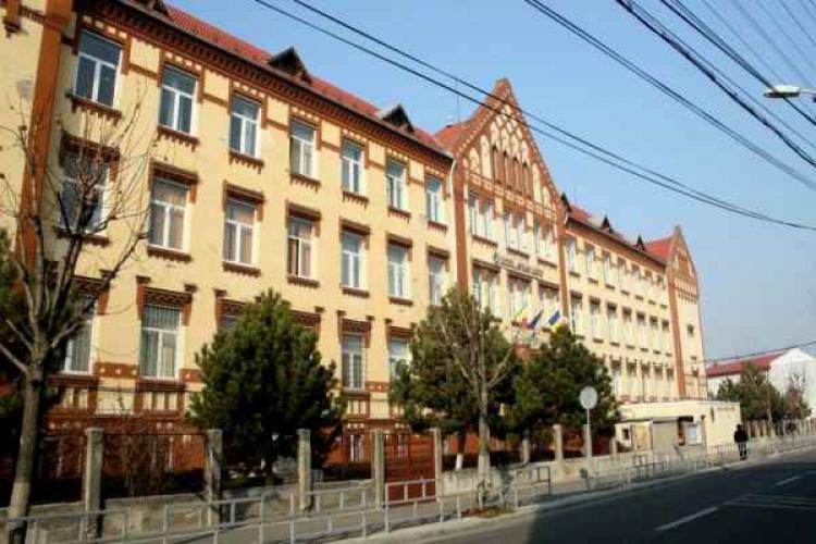 """Cei mai mulți elevi cu media ZECE la Evaluarea Națională au ales Liceul Teoretic """"Avram Iancu"""" Cluj"""