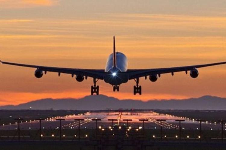 Austria interzice zborurile directe din România