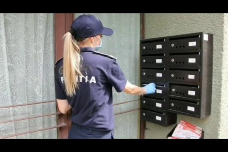 Trei polițiști din Turda depistați cu coronavirus. De unde provin restul cazurilor