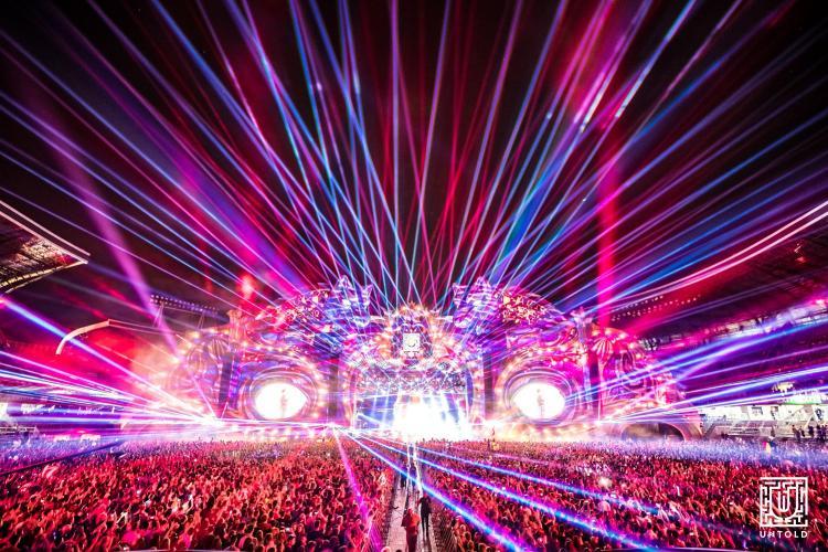 UNTOLD - Sparks of Magic, show-ul ce spune povestea festivalului fenomen, difuzată duminică, 2 august, la Pro TV