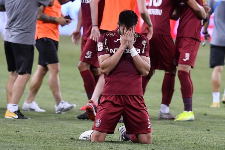 CFR Cluj are cele mai mari datorii din Liga 1