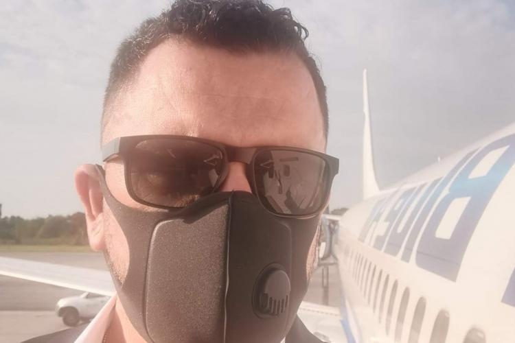 CFR Cluj îl dă în judecată pe chef Siserman, care spune că nu toți jucătorii au purtat măști pe durata zborului la București