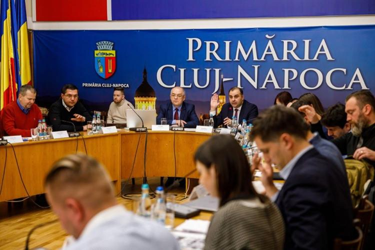 Opoziția în Consiliul Local Cluj-Napoca (Parlamentul local) nu poate trece niciun proiect. Totul este decis de primar și PNL