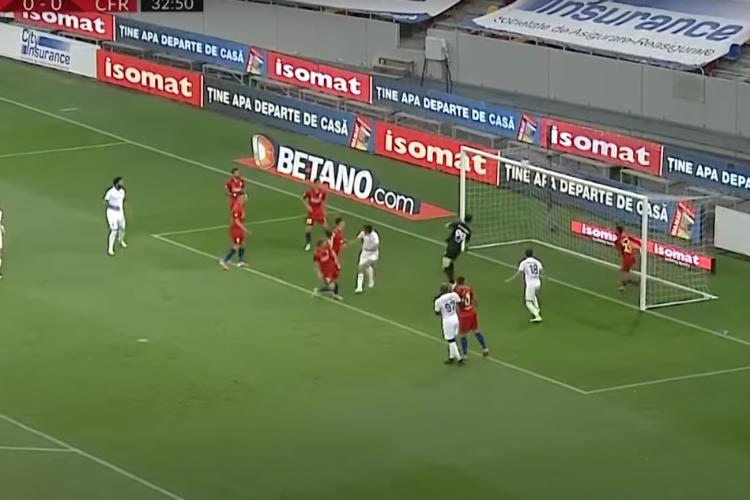 CFR Cluj învinge cu 2-0 echipa de juniori a FCSB și joacă titlul în ultima etapă - REZUMAT VIDEO