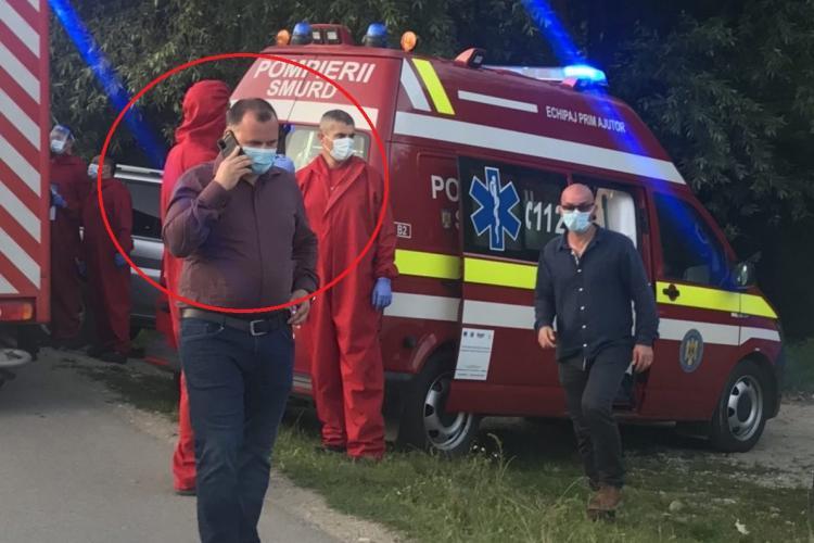 Șeful Poliției Cluj, Ciprian Rus, numit fără concurs, REPETENT în cazul copilului omorât de tatăl său! Cum s-au bâlbâit polițiștii