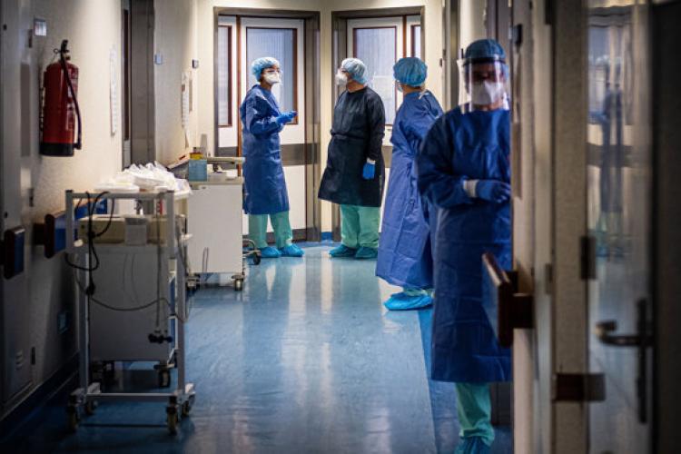 Medic rezident depistat cu COVID 19 la Secția de Terapie Intensivă de la Chirurgie 1  - EXCLUSIV