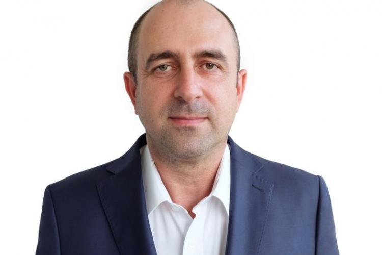 Pop Daniel-Adrian candidatul PMP la Primăria Feleacu
