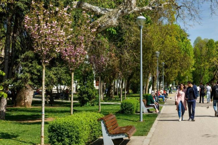 Află în ce stadiu de dezvoltare sunt viitoarele parcuri ale Clujului