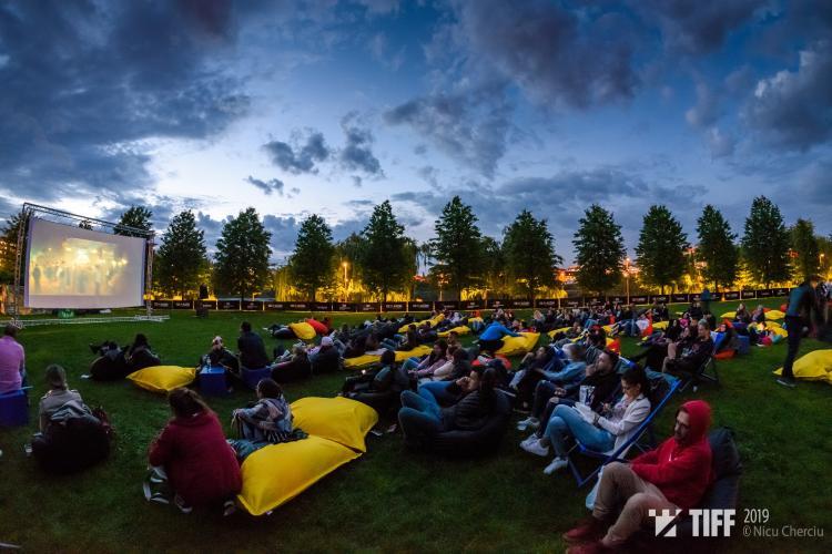 Scurtmetraje românești și filmele momentului, pe ecranul TIFF din Iulius Parc