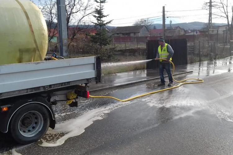 Horia Șulea: Reluăm aprovizionarea cu materiale dezinfectante pentru a fi pregătiți
