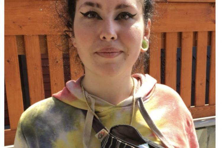 CLUJ: Adolescentă de 15 ani, dispărută de acasă de câteva zile! Ați văzut-o? FOTO