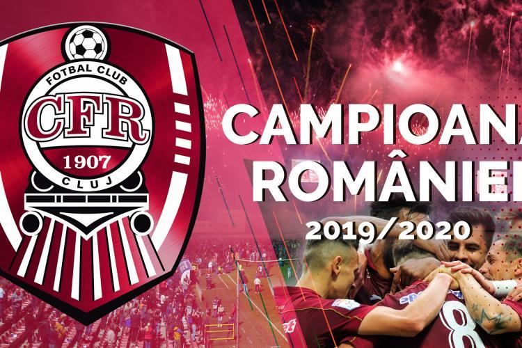CFR Cluj vine DIRECT acasă cu trofeul în această noapte! La ce oră ajung pe Aeroport