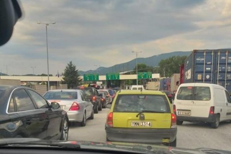 Turiști români întorși la graniță după ce au încercat să intre în Grecia fără testul COVID-19