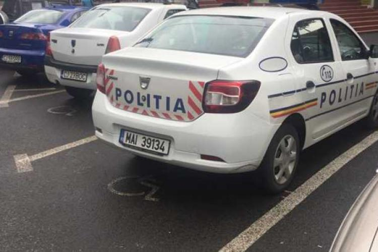 Cresc SERIOS amenzile pentru ocuparea abuzivă a parcărilor pentru persoanele cu handicap