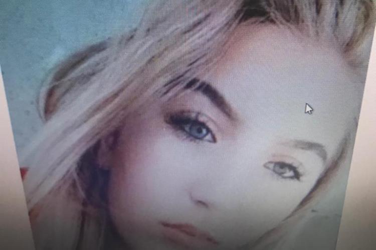 CLUJ: Adolescentă de 15 ani, dispărută de acasă de câteva zile. Ați văzut-o? FOTO