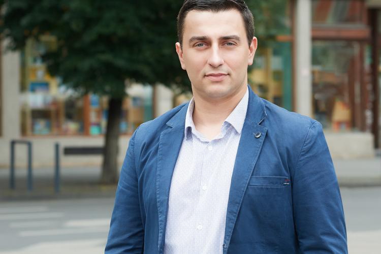 Candidatul PRO România la funcția de primar al municipiului Cluj-Napoca este Dan Codrean