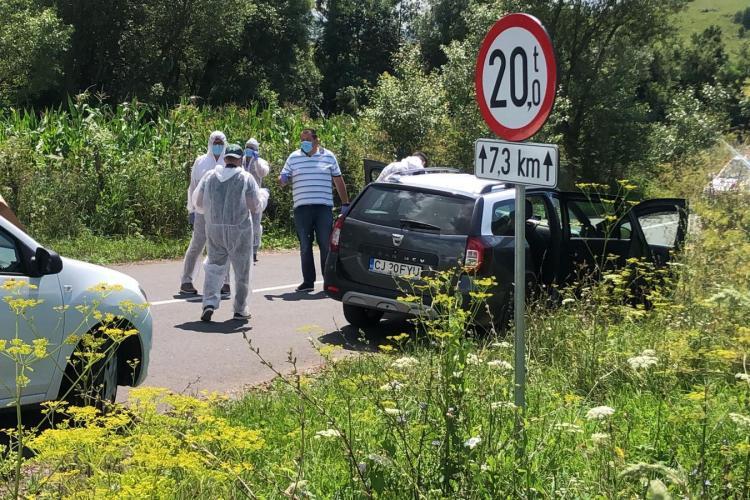 Copilul de 8 ani din Cluj a fost ucis cu premeditare. Tatăl s-a plimbat două zile cu el în mașină