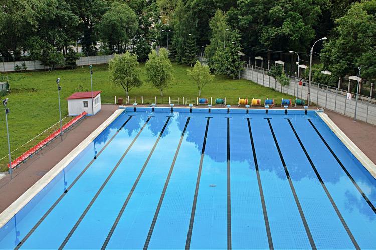 Universitatea Tehnică din Cluj-Napoca amenajează un teren multisport lângă bazinul Olimpic