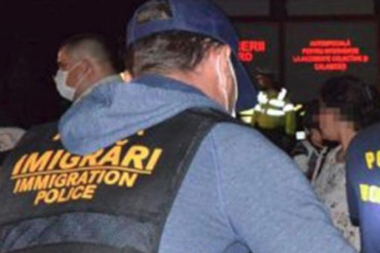 Cetățean turc prins locuind ilegal la Cluj. Ce sancțiune a primit