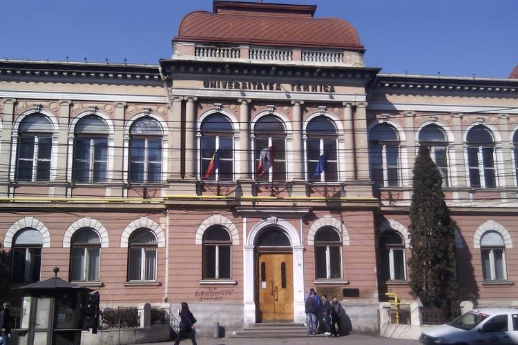 Universitatea Tehnică din Cluj-Napoca se menține în unul dintre cele mai prestigioase clasamente universitare mondiale