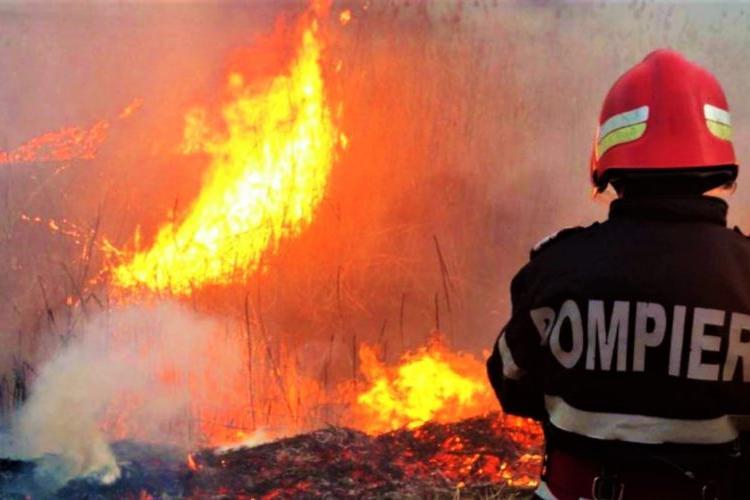 Pompier cu coronavirus la Garda de intervenţie nr. 2 Aghireșu. Au fost testați toți luptătorii cu focul