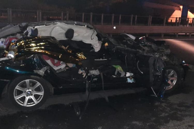 De ce se ferea de poliție șoferul de TIR care a cauzat accidentul în care au murit avocata din Cluj-Napoca și fetița ei de 2 ani