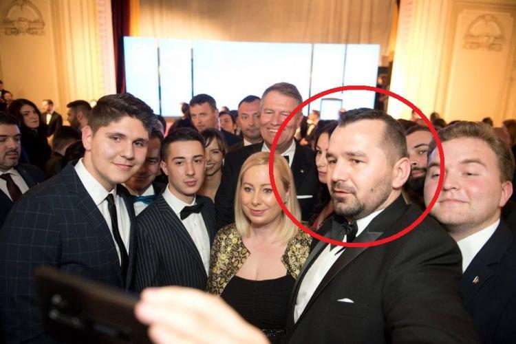 Liberalul care a împărțit fluturași mincinoși despre USR Cluj, răsplătit cu un loc în Consiliul Județean Cluj - VIDEO