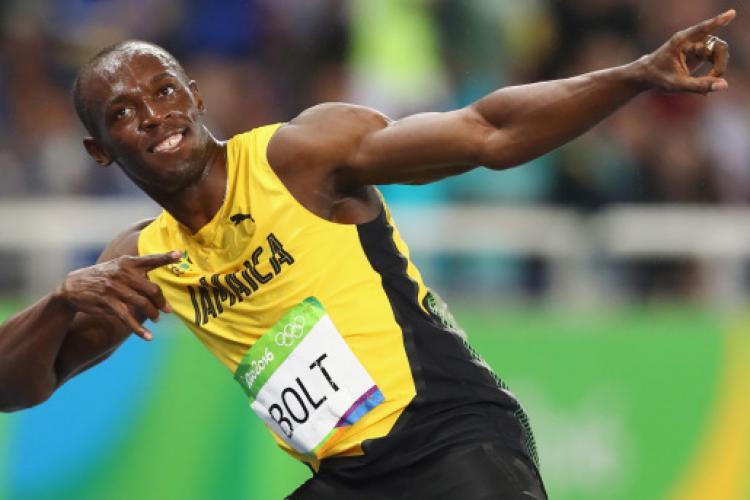 Usain Bolt a fost confirmat pozitiv cu COVID-19