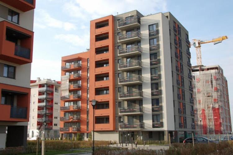 Impactul Covid-19 asupra pieței imobiliare din România. Corecție medie de până la 10% a prețului la apartamente